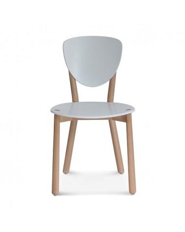 Szék EG A-1702 design fa szék