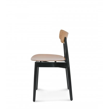 Szék EG A-1803 design fa szék