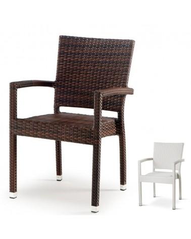Kültéri rattan székek NI 903