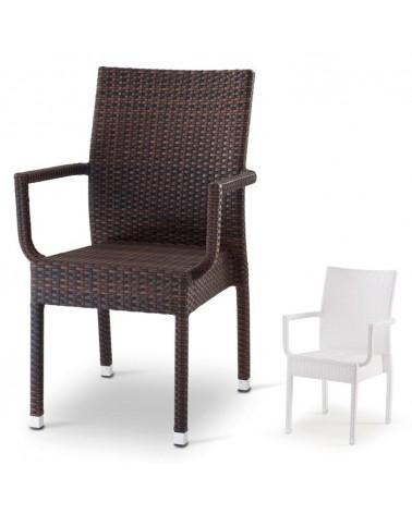Kültéri rattan székek NI 917