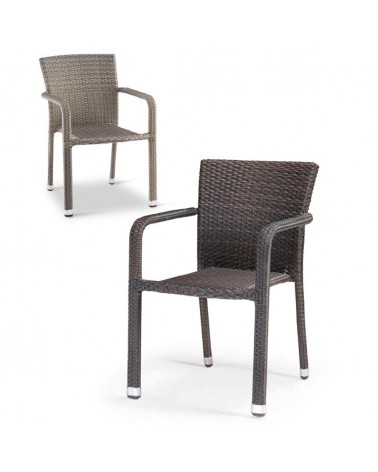 Kültéri rattan székek NI 918