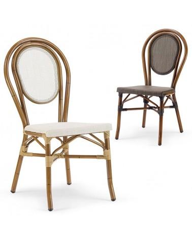 Kültéri fém székek NI 955