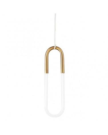 Függeszték KH Függesztett lámpa Puzo arany - acél