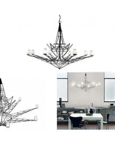 KH Estrella 150 függeszték design lámpa