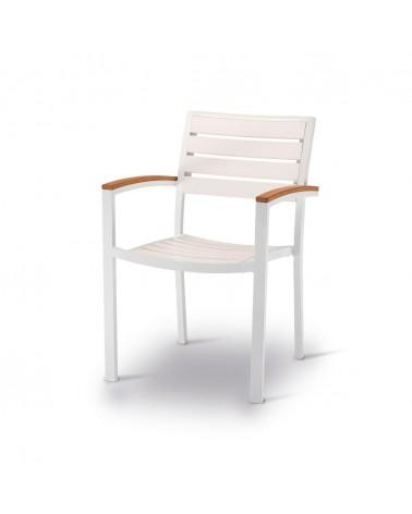 Kültéri fém székek NI 938 fém szék