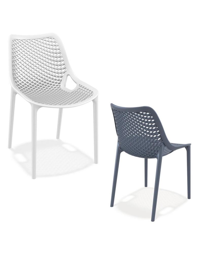 NI 1050 műanyag terasz szék