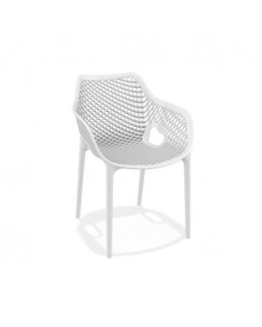 NI 1051 műanyag karfás szék