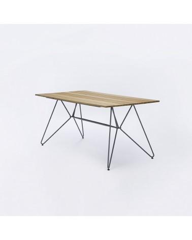Kültéri asztalok, étkezőszettek HE Maya kültéri asztal 160 cm