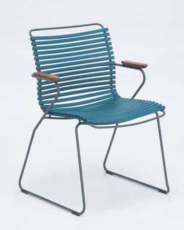Kültéri fém székek HE Click kültéri szék több színben