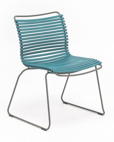 Kültéri fém székek HE Click III. kültéri szék több színben