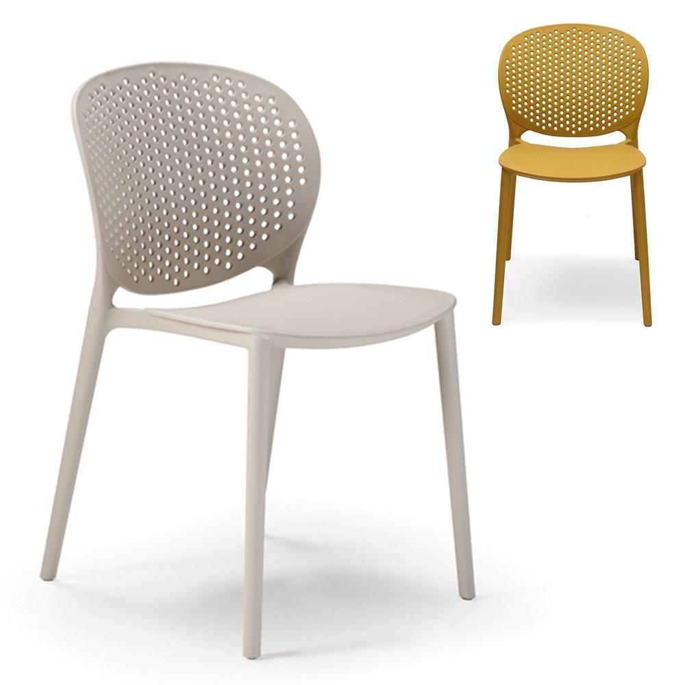 NI 1060 erősített design szék