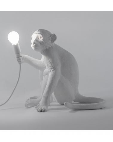 Lámpák CM Jungle III. replica design állólámpa