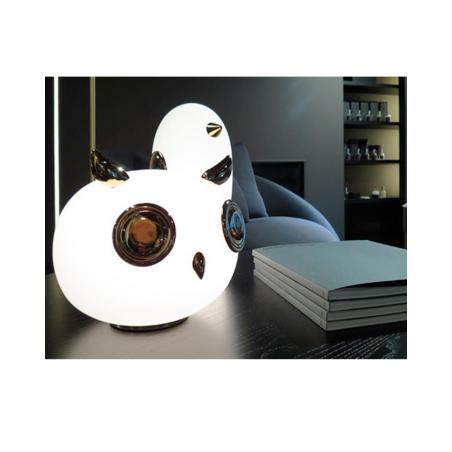Lámpák CM Bagoly replica asztali design lámpa