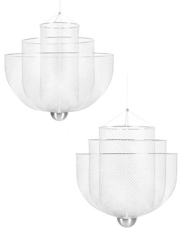 Lámpák CM Wire replica design függeszték