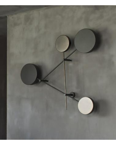 Lámpák CM Drum replica design falilámpa