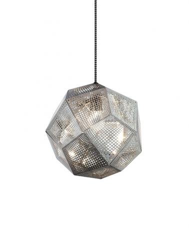 Lámpák CM Etno replica design függeszték ezüst színben