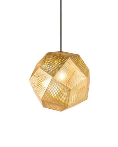 Lámpák CM Etno replica design függeszték arany színben