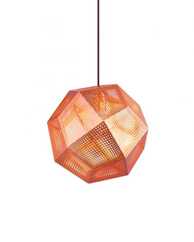 Lámpák CM Etno replica design függeszték réz színben