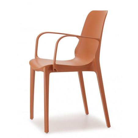 Kezdőlap SC Ginevra kényelmes, karfás erős kültéri szék többféle színben