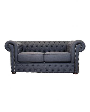 IM Chesterfield kétszemélyes kárpitozott kanapé