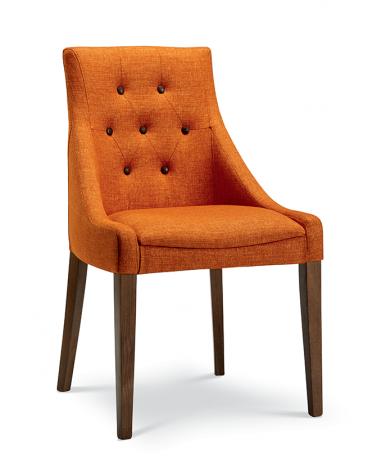 Szék IM NINA 2 behúzott gombos éttermi szék
