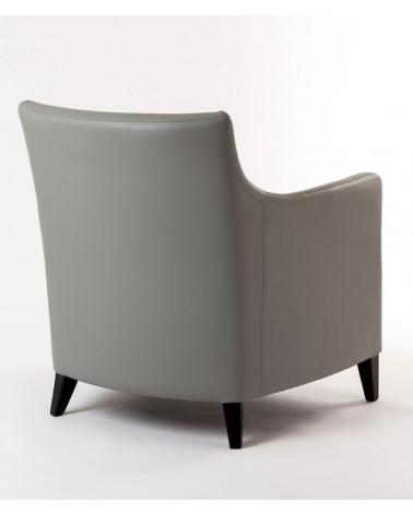 IM NINA magas minőségű kárpitozott fotel