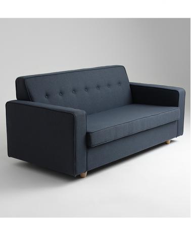 Fotelek, kanapék, lounge RM Zugo fix vagy kinyitható, ágyazható kanapé egyedi kárpittal