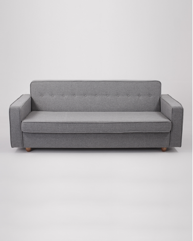 Fotelek, kanapék, lounge RM Zugo háromszemélyes kinyitható design kanapé választható kárpittal
