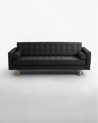Fotelek, kanapék, lounge RM Topic háromszemélyes kanapé választható kárpittal