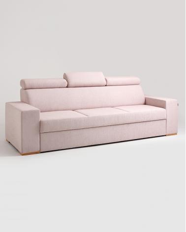 Fotelek, kanapék, lounge RM Atlantica ággyá alakítható 3 személyes kanapé, választható kárpittal