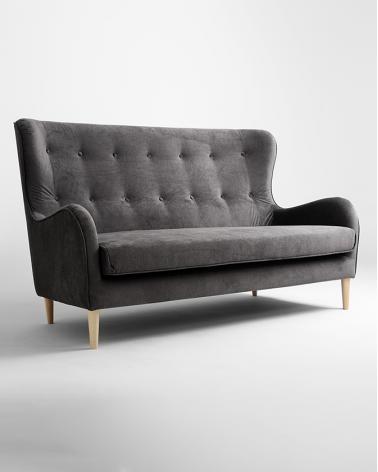 Fotelek, kanapék, lounge RM Cozyboy 3 személyes design kanapé választható kárpittal