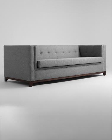 Fotelek, kanapék, lounge RM By-Tom modern 3 személyes, design kanapé választható kárpittal