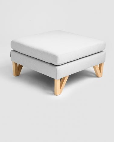 Fotelek, kanapék, lounge RM Willy puff választható kárpittal, pácolással