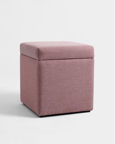 Fotelek, kanapék, lounge RM Penny I. puff választható kárpittal, pácolással