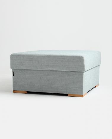 Fotelek, kanapék, lounge RM Atlantica puff választható kárpittal, pácolással