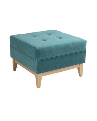 Fotelek, kanapék, lounge RM By-Tom I. puff választható kárpittal, pácolással
