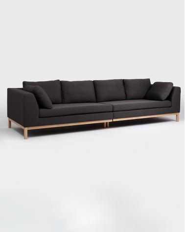 Fotelek, kanapék, lounge RM Ambient IV. 4 személyes kanapé, kényelmes design kanapé választható kárpittal