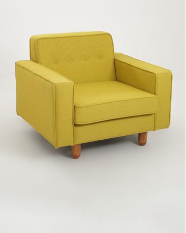 Fotelek, kanapék, lounge RM Zugo kényelmes design fotel, választható kárpittal