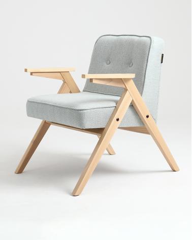 Fotelek, kanapék, lounge RM Vinc kényelmes design fotel, választható kárpittal