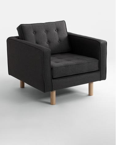 Fotelek, kanapék, lounge RM Topic II. kényelmes design fotel, választható kárpittal
