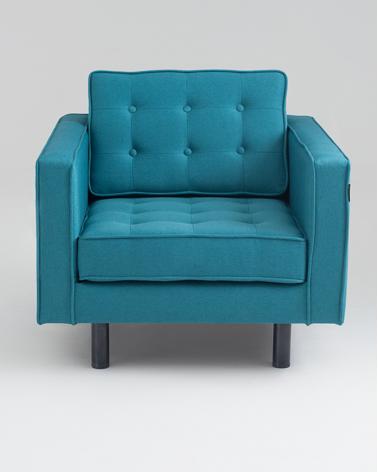 Fotelek, kanapék, lounge RM Topic kényelmes design fotel, választható kárpittal