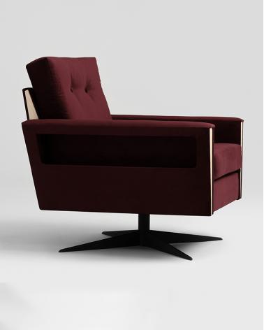 Fotelek, kanapék, lounge RM Docent kényelmes design fotel, választható kárpittal