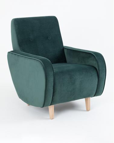 Fotelek RM Panda kényelmes fotel, választható kárpittal.