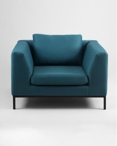 Fotelek, kanapék, lounge RM Ambient I. kényelmes design fotel, választható kárpittal