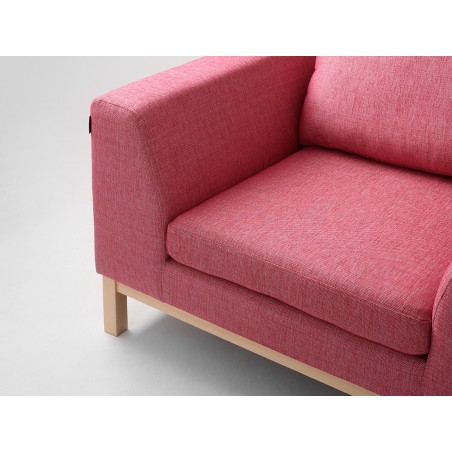 Fotelek, kanapék, lounge RM Ambient II. kényelmes design fotel, választható kárpittal