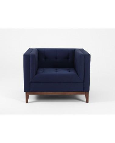 Fotelek, kanapék, lounge RM By-Tom kényelmes design fotel, választható kárpittal