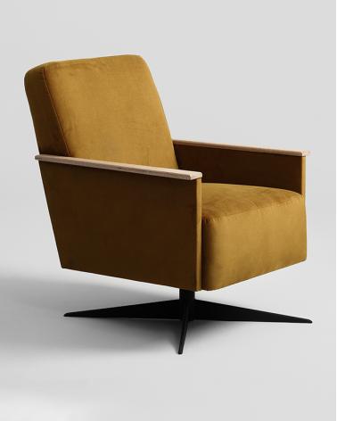 Fotelek, kanapék, lounge RM Cecyl kényelmes design fotel, választható kárpittal