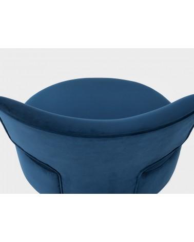 Fotelek, kanapék, lounge RM Flippin kényelmes design fotel, választható kárpittal
