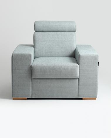 Fotelek, kanapék, lounge RM Atlantica kényelmes design fotel, választható kárpittal