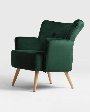 Fotelek, kanapék, lounge RM Gustav kényelmes design fotel, választható kárpittal